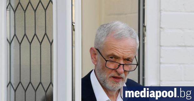 Британската опозиционна Лейбъристка партия замрази в четвъртък членството на бившия