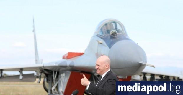 Военновъздушните сили на САЩ възнамеряват да предоставят на Българските военновъздушни