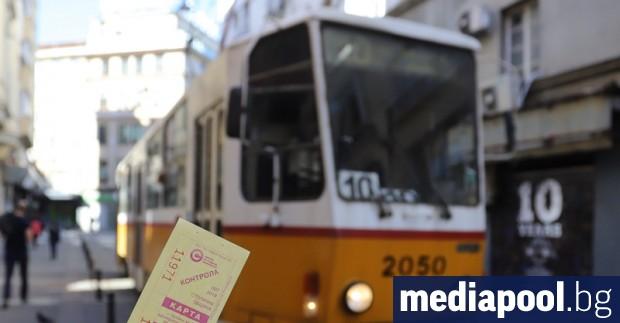Годишната карта за градски транспорт в София ще може да