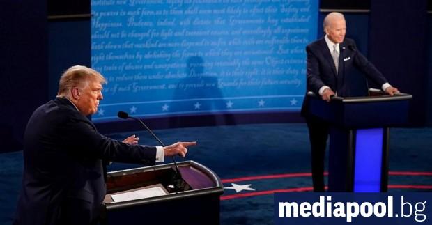 Финалният дебат вдругиден между двамата кандидати за президент на САЩ