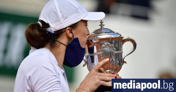 19-годишната полякиня Ига Швьонтек завоюва титлата на