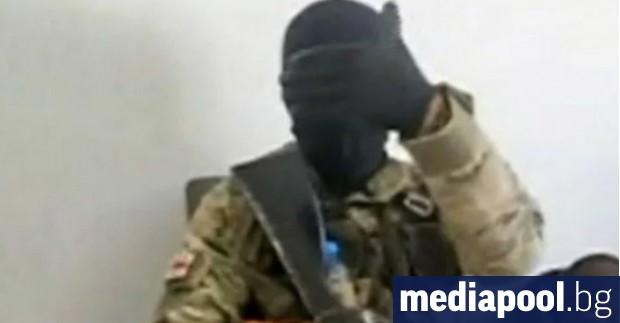 Полицията в Грузия съобщи, че 43 души са били освободени,