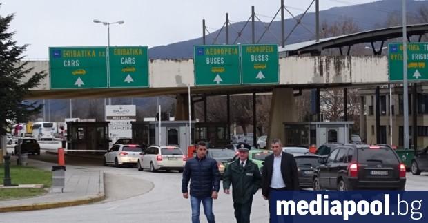 Заради усложнената обстановка с разпространението на Covid-19, Гърция затвори ГКПП