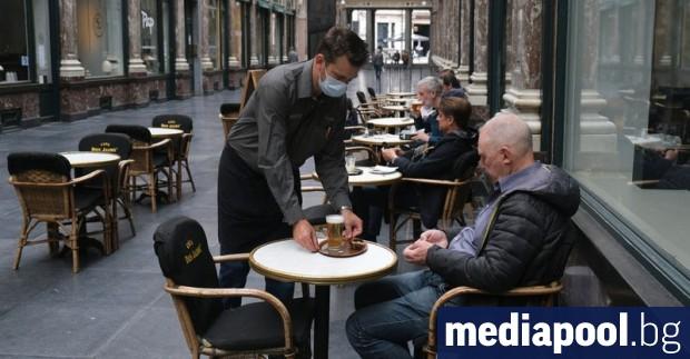 Интензивните отделения в Белгия може да изчерпят капацитета си до