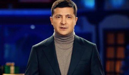 Украинският президент е с коронавируса