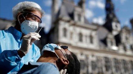 Броят на заразените с коронавирус в Европа надхвърли 15 милиона
