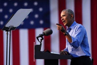 Обама: Ще са необходими повече от едни избори, за да бъдат преодолени разделенията