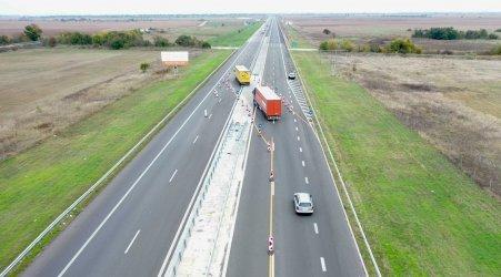 """Приключи ремонтът на 12 км участък от """"Тракия"""" в посока Бургас"""
