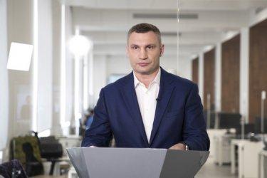 Кличко отново ще е кмет на Киев