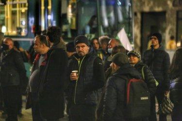 """Протестът """"Правосъдие без каскет"""" каза """"не"""" на идеята за съдебна ваканция"""