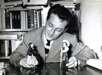 Неиздаван сборник на Джани Родари излиза по повод 100 години от рождението му