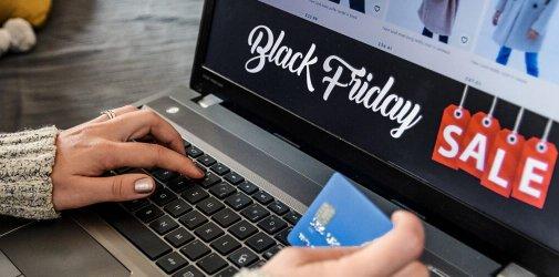 Онлайн поръчки за 47.6 млн. лв. в Черния петък