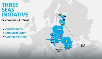 """Американските конгресмени гласуваха единодушно резолюция в подкрепа на инициативата """"Три морета"""""""