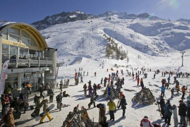 Предизвикателствата пред ски курортите в Европа по време на пандемията