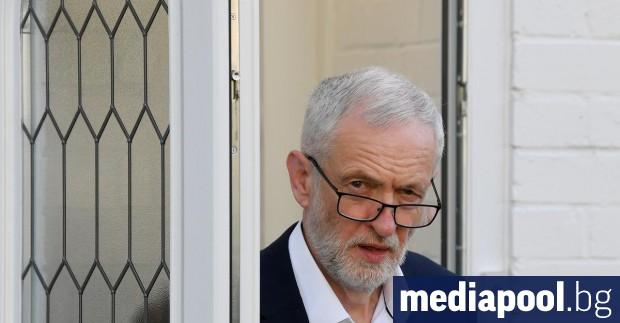 Бившият лидер на британската Лейбъристка партия Джереми Корбин повече няма