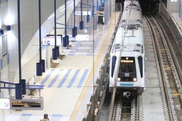 Третата линия на метрото спира в събота и неделя