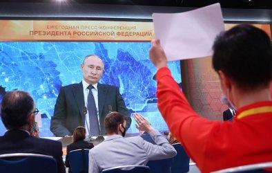 Путин не е решил дали да се кандидатира за президент през 2024 г.