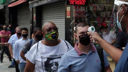 Пандемията отново набира сила в Латинска Америка