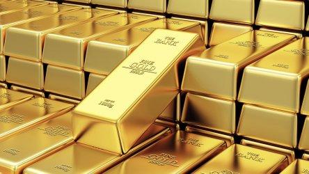 Българският златен резерв нарасна с 345 килограма
