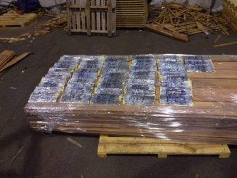 50 кг кокаин са намерени в кораб на пристанище Варна-Запад