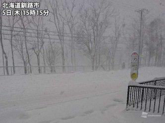 Двама души загинаха в Япония заради силния снеговалеж