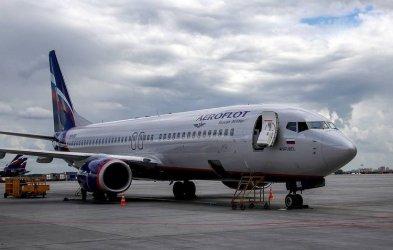 """Самолет на """"Аерофлот"""" бе задържан след кацане в Ню Йорк"""