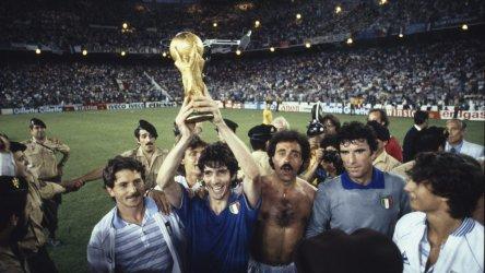 Почина футболната легенда Паоло Роси, който изведе Италия до трета световна титла