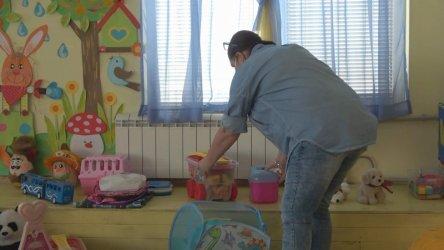 Слаб интерес към детските градини, приемащи деца на медици в столицата