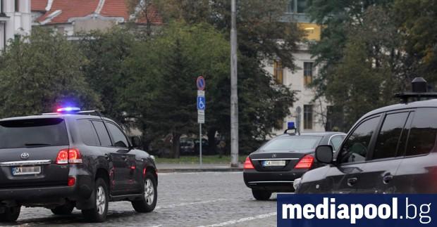Пореден пътен инцидент е станал с кола на Националната служба