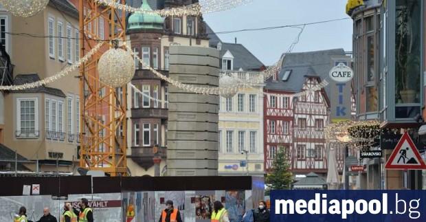 Германската полиция съобщи, че загиналите в град Трир, след като