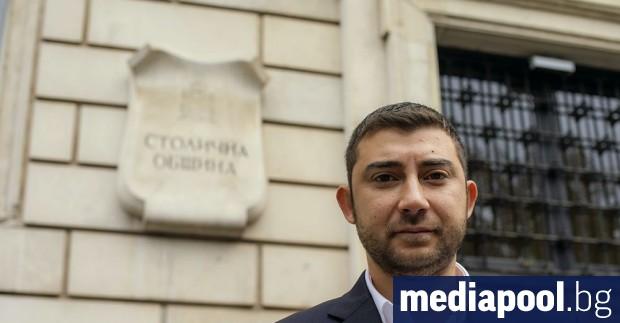 Председателят на комисията по транспорт и пътна безопасност в Столичен