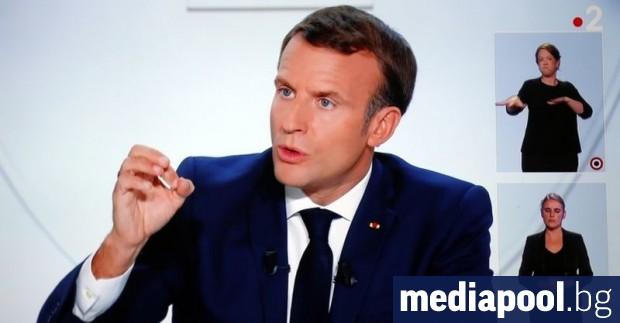 Новите случаи на коронавирус във Франция останаха под 10 000