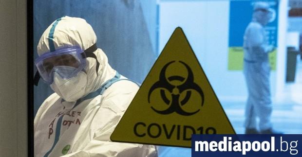 САЩ регистрираха през последното денонощие рекорден брой новозаразени с коронавируса