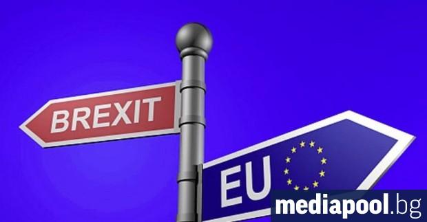 Главните преговарящи за Брекзит от ЕС и Великобритания Мишел Барние