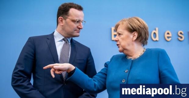 Германският министър на здравеопазването Йенс Шпан заяви днес, че иска