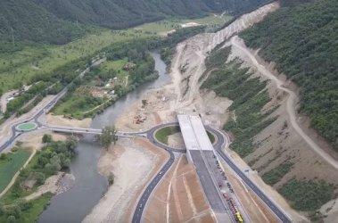 Нов рекорд - пътят през Кресненското дефиле ще струва над 40 млн. лв./км