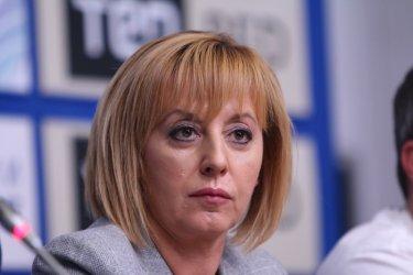 Мая Манолова: Властта се страхува от масово гласуване, затова не приема вот по пощата