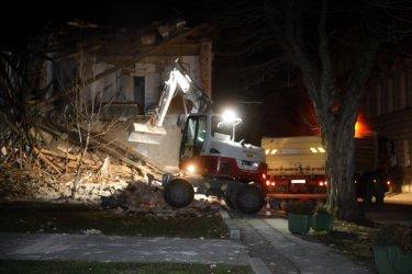 Жертвите на земетресението в Хърватия вече са седем