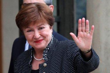 Шефът на МВФ Кристалина Георгиева: Харчете колкото можете и малко отгоре