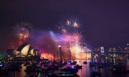 Глоба от 1000 австралийски долара за осмелилите се да гледат на място зарята в Сидни