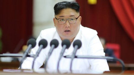 Ким Чен-ун е избран за генерален секретар на управляващата партия в Северна Корея