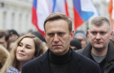 Навални се връща в Русия