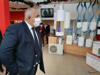 Борисов: България най-правилно управлява финансите, икономиката и здравните мерки по време на кризата