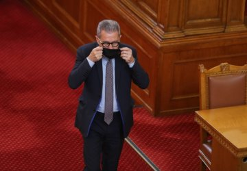 Йордан Цонев стана зам.-председател на ДПС