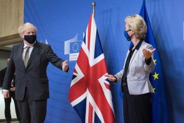 ЕС и Великобритания сключиха сделка за Брекзит