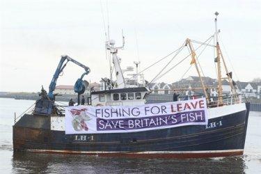 Риболовът може да провали търговските преговори по Брекзит