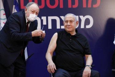 Израел е №1 в света по имунизации срещу Covid