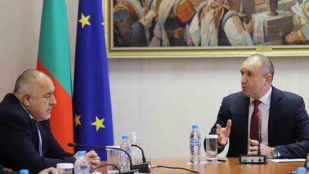 Двата големи въпроса през тази година: още веднъж Борисов и Радев?