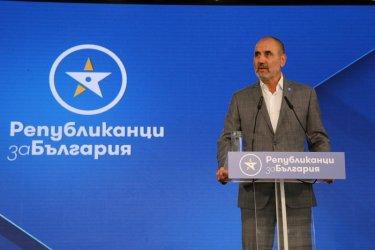 Цветанов: ГЕРБ и ДПС ще си партнират на тези избори