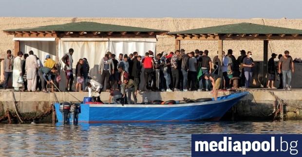 Броят на незаконните преминавания през външните граници на ЕС е